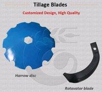 Tillage Blades