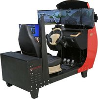 Car Driving Simulator Machine