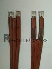 Horse leather Girth