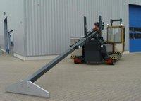 Furnace Tending Vehicle - Wheel Based Compact Electric