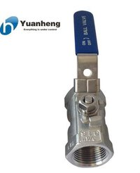 Stainless Steel Ball Valve in Shijiazhuang