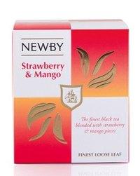 Loose Leaf Carton Strawberry And Mango Tea