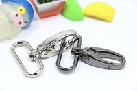 Free Sample Moulded Nickle Snap Hook Purse Holder For Handbags And Purse