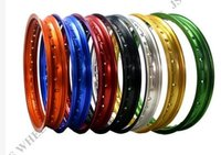 Colored Motorcycle Aluminum Spoked Wheel Rims