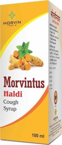 Morvintus Herbalturmeric Cough Syrup