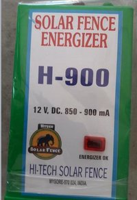 Electric Solar Fence Energizer H900