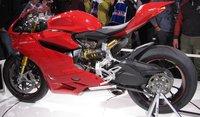 Motorcycle Ducati Panigale 1199
