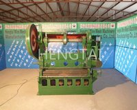 Full Automatic Expanded Metal Machine