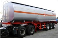 Oil Tanker Transportation Semi Trailer