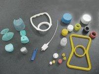 Plastic Caps And Pumps