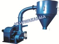 Dry And Wet Grinding Pulverizer Machine