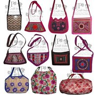 Ladies Beaded Embroidered Shoulder Bags