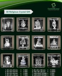 3d Religious Crystal Gifts