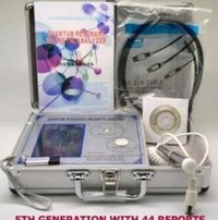 Quantum Health Magnetic Body Analyser