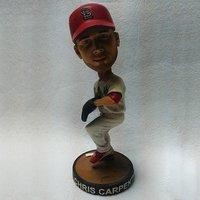 Chris Carpenter 6 Inch Resin Bobble Head Figure