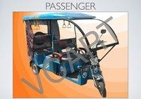 Battery Operated Rickshaw (Vcart Passenger)