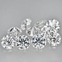 Polished Diamonds
