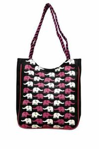Attractive Jute Ladies Bag