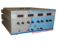 Dual Output Dc Regulated Power Supply 0-30v 10a