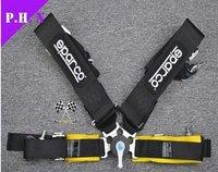 Fia 8853-98 5 Point Sparco Seat Belt