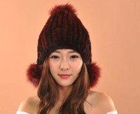 Winter Mink Hat For Women
