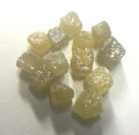 Uncut Raw Congo Cube Diamonds