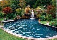 Inflat Swimming Pool Bar