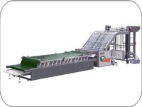 Fully Automatic Flute Laminator Machine