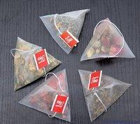 Triangle Bag Packaging Machine For Tea Leaf