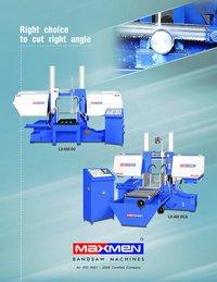 Hydraulic Metal Cutting Bandsaw Machine