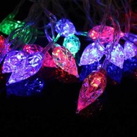 Diwali Decorative Crystal Candle Led Strip Light