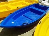 2 Seated Frp Rowing Boat
