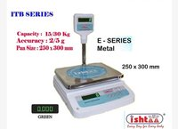 Weighing Scale E-Series Metal