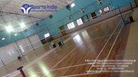 Maple Wood Badminton Court