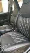 Nappa Leather Car Seat Covers