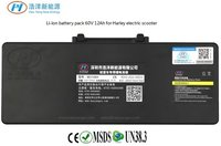Li-Ion Battery 60V 12Ah For Electric Scooter