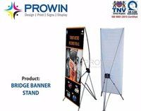 Bridge Banner Standee