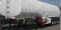 40000 Liter Fuel Tank Truck