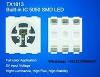5050 Full Color 6 Pins Smd Led Diode For Led Strip Lights