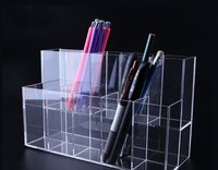Factory Sale Plexiglass Pmma Acrylic Pen Display Stand
