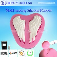 Rtv Silicone Rubber For Mould Silicone Sculpture in Shenzhen