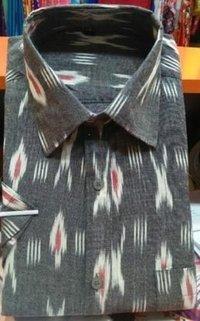 Formal Handloom Men Designer Shirt