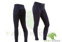 Knitted Fabric Breeches For Horse Riding