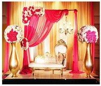 Elegant Square Wedding Tent