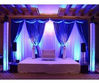 Outdoor And Indoor Square Party Tent For Photo And Decoration