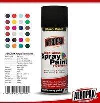 AEROPAK High Quality Spray Paint MSDS Aerosol Paint