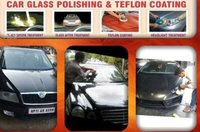 Car Glass And Head Lamp Polishing Kit