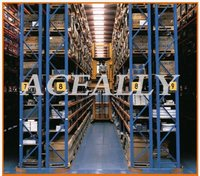Heavy Duty Narrow Aisle Pallet Racking