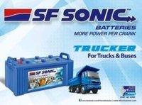SF Sonic Truck Battery