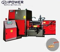 Hot Forging Press With Automatic Feeding For Brass Ball Valve